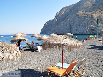 Kamari Santorini (Thira) - Foto 3 - Foto van De Griekse Gids