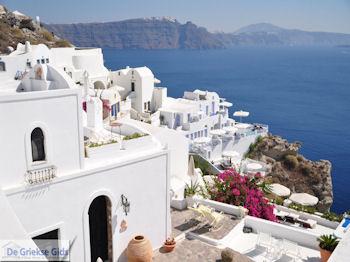 Oia Santorini (Thira) - Foto 9 - Foto van De Griekse Gids