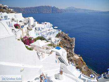 Oia Santorini (Thira) - Foto 10 - Foto van De Griekse Gids