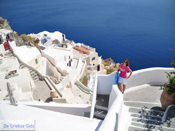 Oia Santorini (Thira) - Foto 25 - Foto van De Griekse Gids