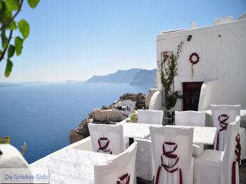 Oia Santorini (Thira) - Foto 28 - Foto van De Griekse Gids