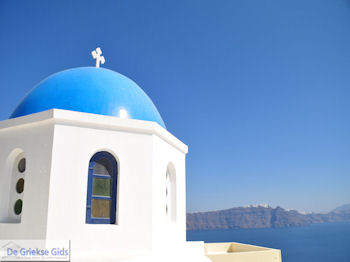 Oia Santorini (Thira) - Foto 87 - Foto van De Griekse Gids