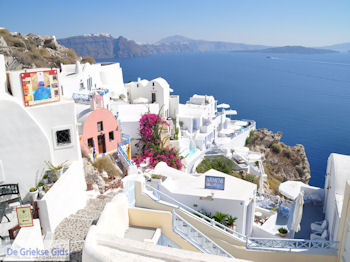 Oia Santorini (Thira) - Foto 90 - Foto van De Griekse Gids