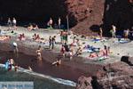 Red Beach bij Akrotiri Santorini   Cycladen Griekenland   De Griekse Gids foto 11 - Foto van De Griekse Gids